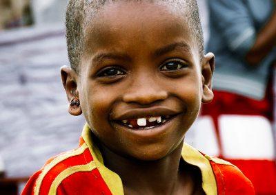 La sonrisa de un niño | Sur-oeste de Etiopía (06 de junio de 2016) | © Juan Pablo Guevara