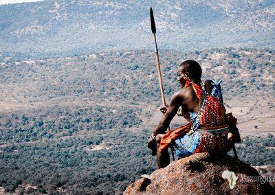 Lemara   Reserva Natural de Masai Mara, Kenia (15 de agosto de 2013)   © Loreto Paredes