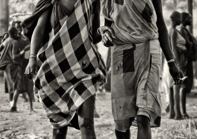 Mujeres de la tribu Surma | Región de Kibish (Valle del Río Omo), sur de Etiopía (07 de junio de 2016) | © Juan-Pablo Guevara